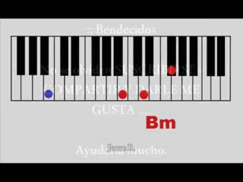 1° Hosanna - Marco Barrientos (Tutorial Piano)  ACORDES FACILES
