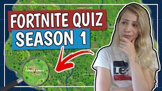 QUIZ HOW WELL DO I KNOW FORTNITE?