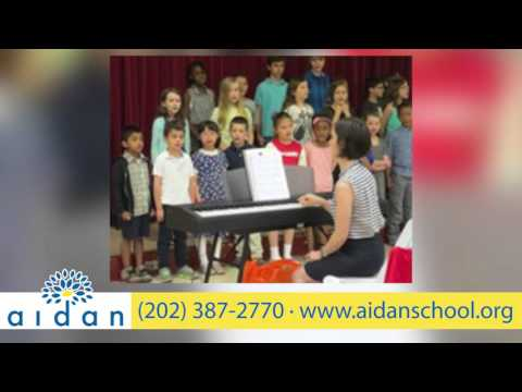 Aidan Montessori School | Specialty Schools - Montessori in Washington