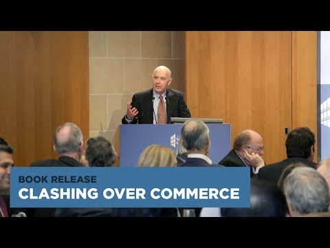 Book Release: Clashing Over Commerce