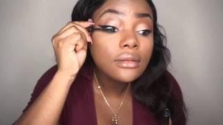 My Go To Bronze Glow Makeup Tutorial (Dark Skin)