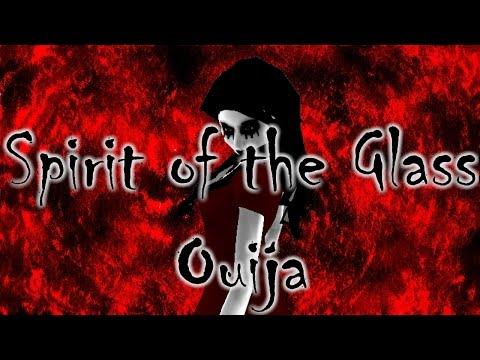 Avakin Life: Spirit of the Glass / Ouija (Short Horror Movie)