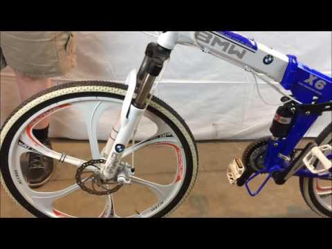 Bmw Mountain Bike Youtube