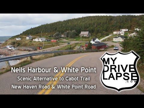 Cape Breton Scenic Route: Neils Harbour, White Point