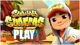 Subway Surfers Practice On Mobile