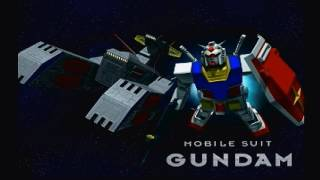 Mobile Suit Gundam PS1 Part 1