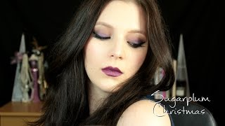 Christmas Makeup Tutorial: Sugarplum Thumbnail