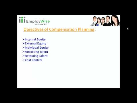 Managing Employee Compensation