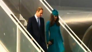 Принц Уильям и Кейт Миддлтон прибыли в США с трёхдневным визитом (новости) http://9kommentariev.ru/