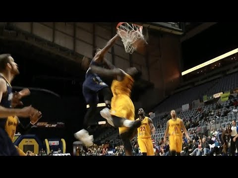 The Top 10 NBA G League Dunks of ALL-TIME!