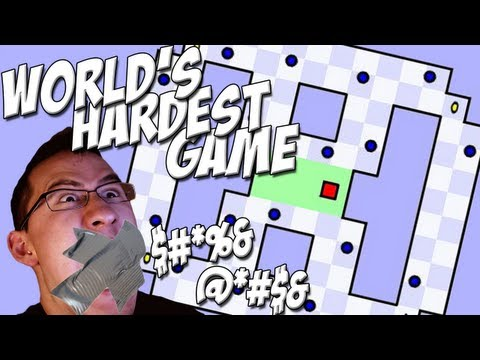 World's Hardest Game w/ Speech Jammer