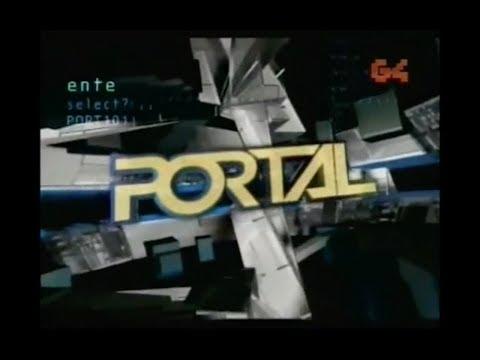 G4's Portal S1/E1: Mission Briefing