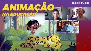 HACKTUDO | Animação e Educação