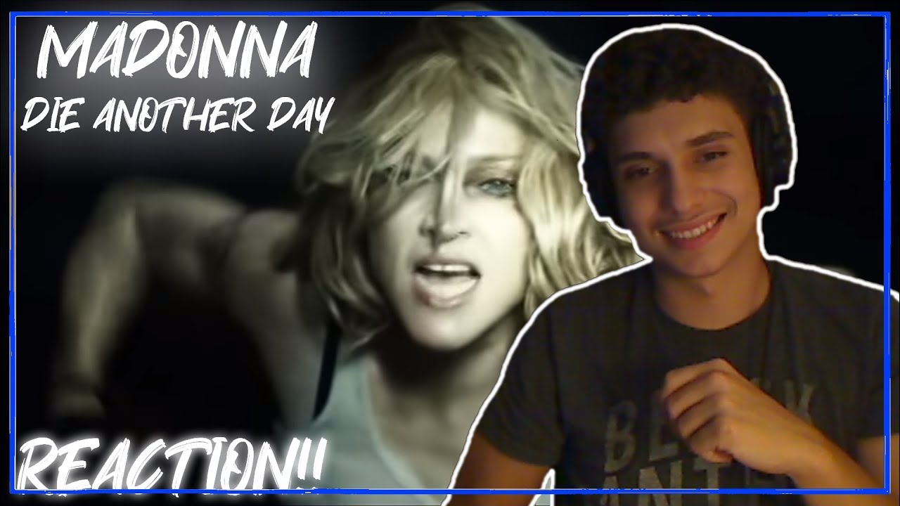 Download Madonna - Die Another Day (Official Music Video) REACTION!!