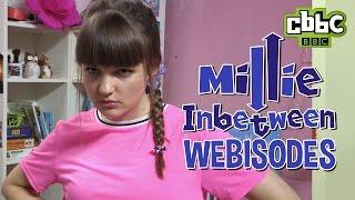 CBBC: Millie Inbetween Webisodes - Lauren's Date with the Temper Hearts
