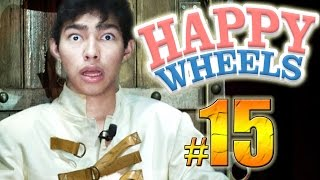 NO TE MUEVAS O PIERDES #2 - Happy Wheels: Episodio 15