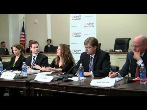 Washington's Lobbyist Fix -- The Advisory Committee on Transparency