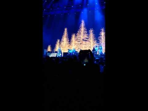 John Mayer - Christmas Carol - Live