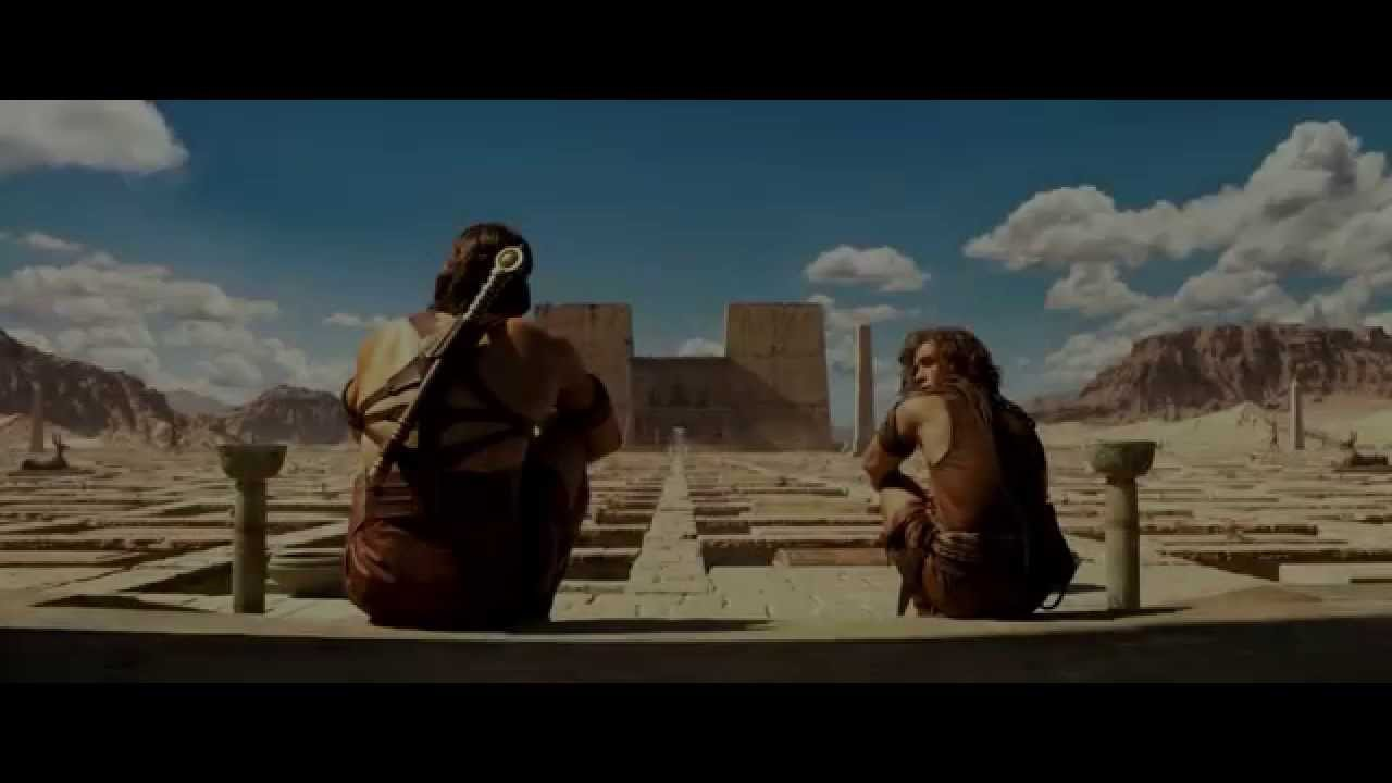 Gods Of Egypt Trailer German