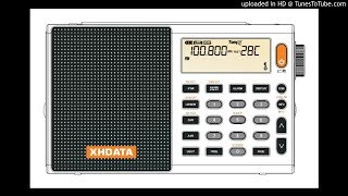 9745 kHz China Radio International – Esperanto (Urumqi Hutubi)