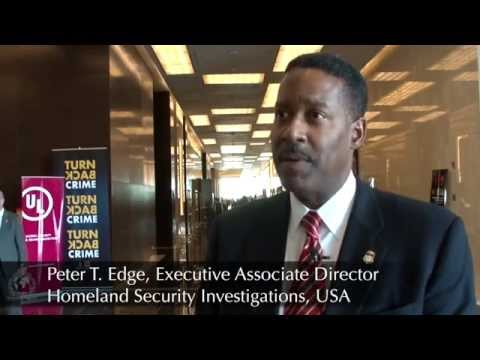 Peter T. Edge, Executive Associate Director, U.S. Homeland Security Investigations