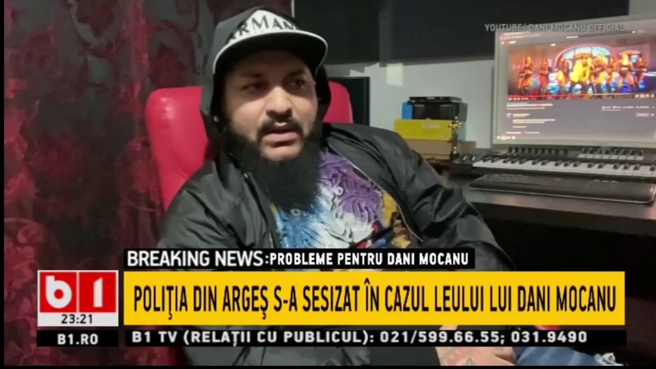 Dani Mocanu si leul_Stiri b1_22 noiembrie 2020