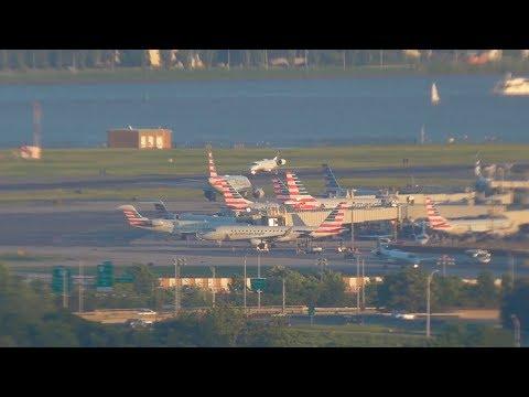 Live Webcam Reagan National Airport Washington DC