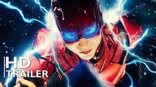 The Flash: Flashpoint Trailer (2019) - Ezra Miller Movie   FANMADE HD