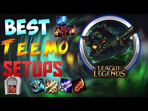 Indepth Analysis: Best Teemo Builds Runes And Masteries