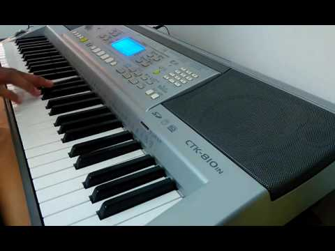 E Pan Wala Babu In Piano-Chhattishgarhi Casio