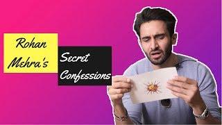 Secret Confessions With Rohan Mehra   Baazaar   Exclusive Interview