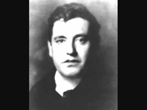 John McCormack - Somewhere A Voice Is Calling (1914)