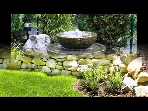 Garden Ideas stone garden ideas