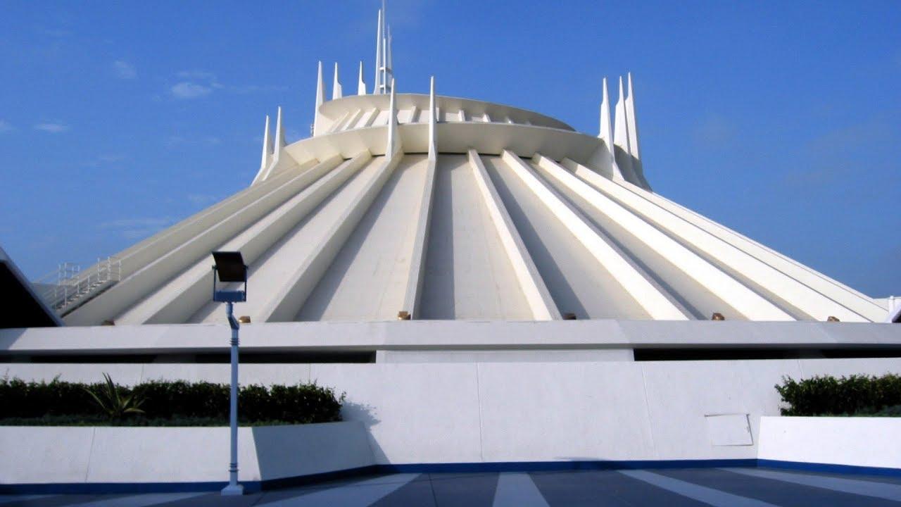 2017 Space Mountain RETURNS - Original Disneyland Classic ...