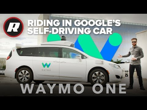 Waymo One: A self-driving ride on public streets - YouTube