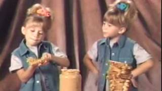 Mary-Kate and Ashley Olsen Our First Video (Part 3)