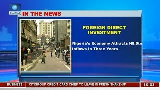 Skyebank, Seplat In The News As Nigeria's Economy Attracts N8.5tn Inflows In 3 Years