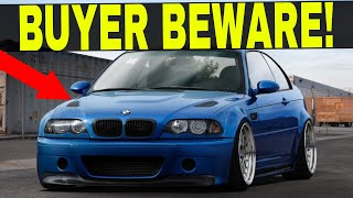 Don't Buy A BMW M3 Until You Watch THIS