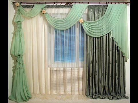 asmr modern design curtains for bedroom youtube