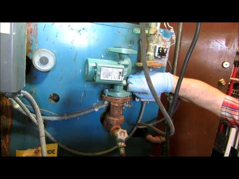 burnham gas boiler no heat call bad circulator