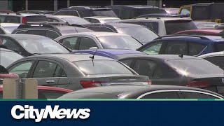 Car thefts on the rise in Toronto, with airports a target