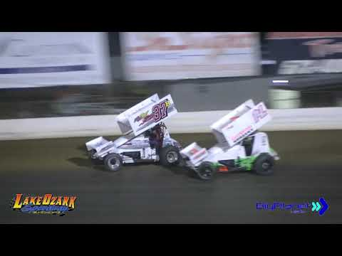 360 Sprints  Winged Lake Ozark Speedway   9-14-19