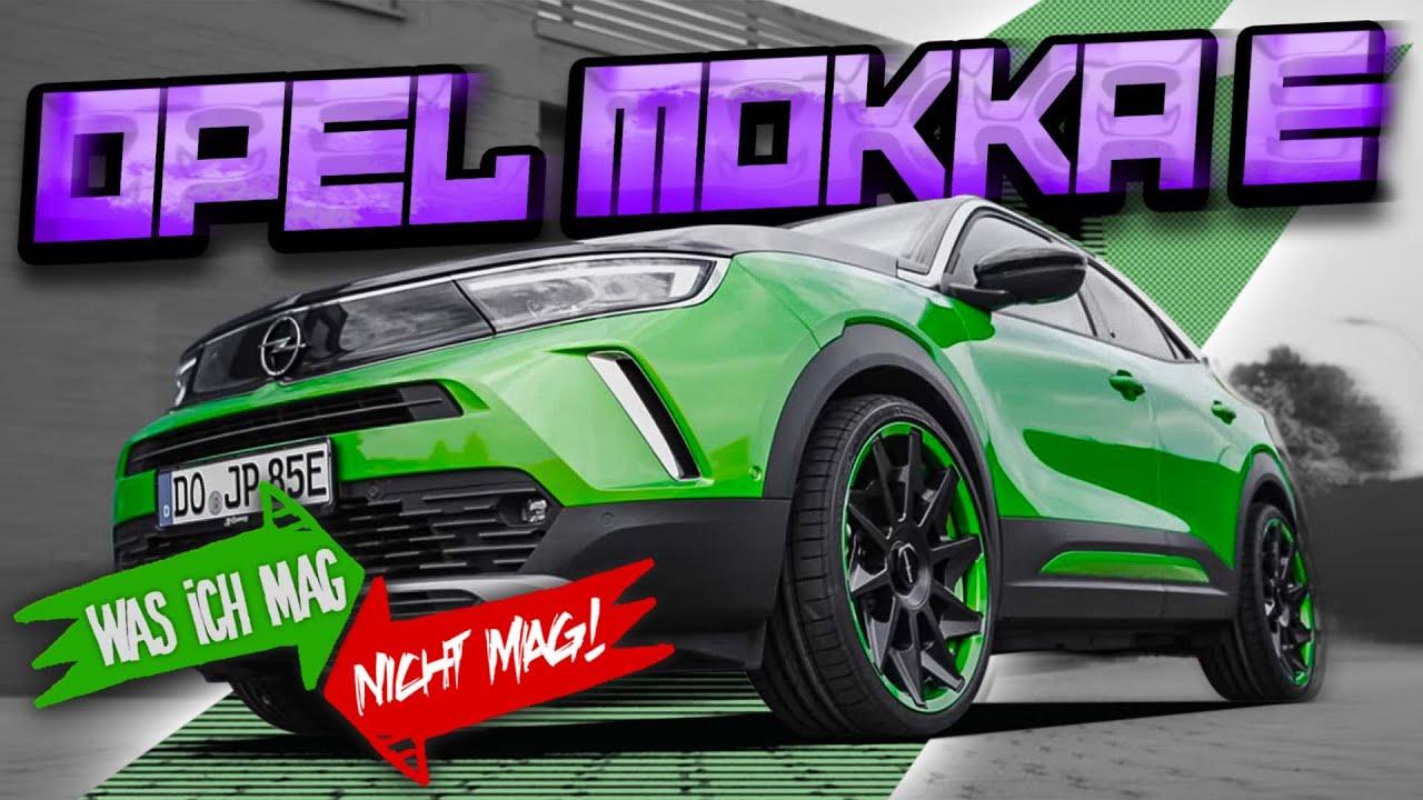 JP Performance - Was ich mag, nicht mag! | Opel Mokka E