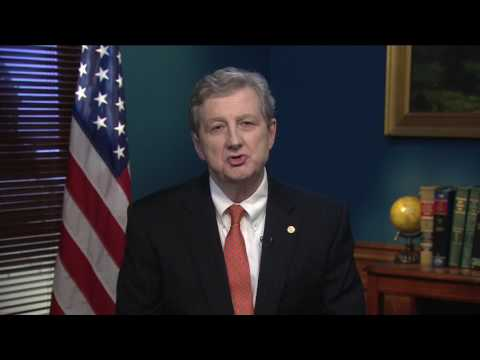 Sen. John Kennedy on Delaying August Recess