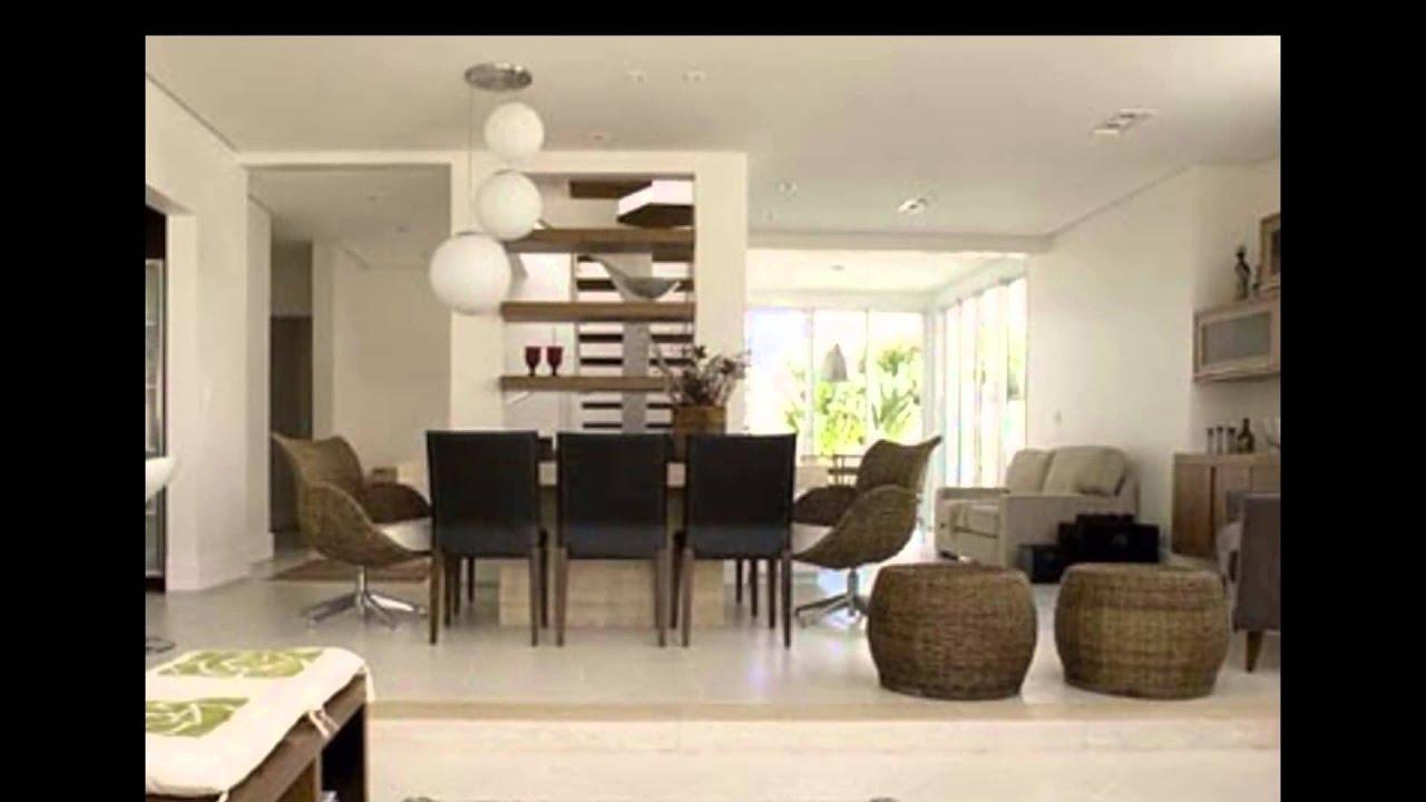 Diseño de Interiores de Casas - YouTube on Interiores De Casas Modernas  id=14287