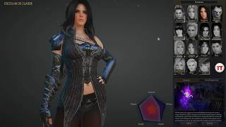 Black Desert Online Mostrando Todas As Classes (Game em Português)