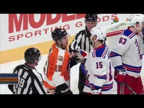 Pre-Season 2016  03/10  New York Rangers - Philadelphia Flyers