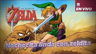 UN CLÁSICAZO PAL ALMA: ZELDITA A LINK TO THE PAST EN VIVO