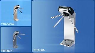 видео Турникет-трипод PERCo-TTR-04.1G