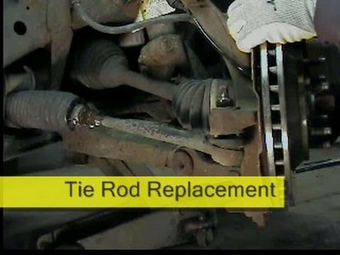 Tie Rod Replacement How To DIY Trailblazer Envoy